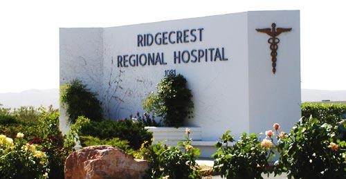 Image of Ridgecrest Regional Hospital