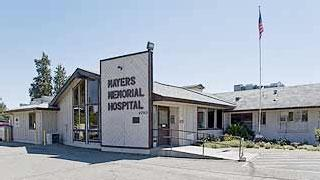 Image of Mayers Memorial Hospital